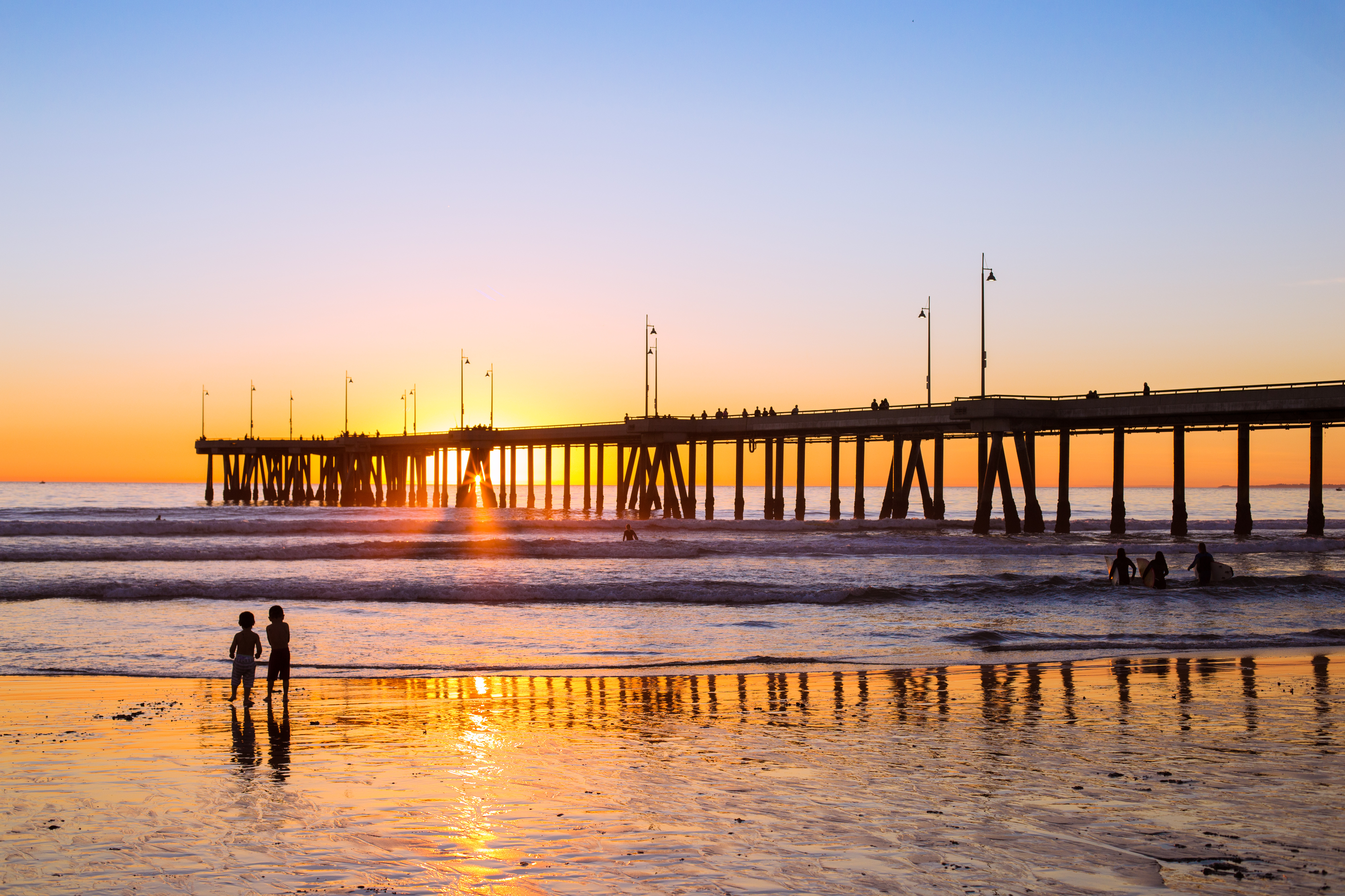 LAX 5 VENICE BEACH
